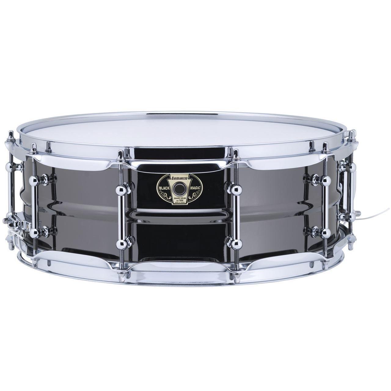 Ludwig 5.5 x 14 Black Magic Snare