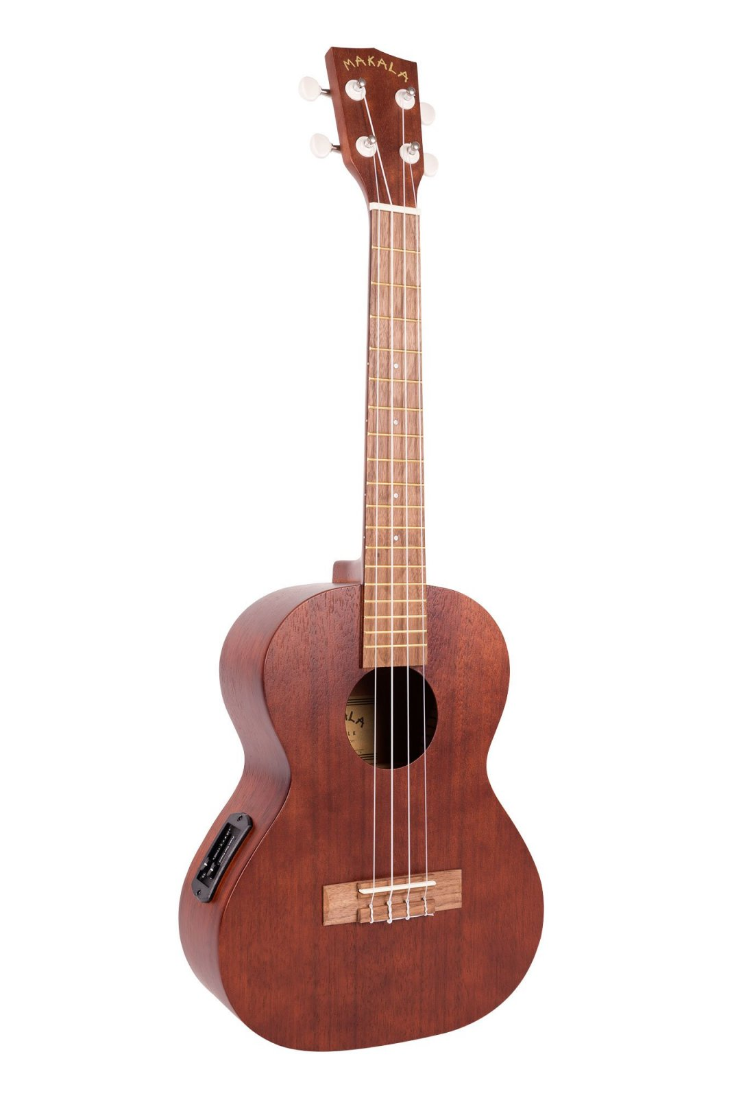 Makala Acoustic/Electric Tenor Ukulele w/EQ