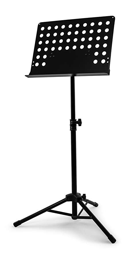 Nomad Stands Perforated Music Stand