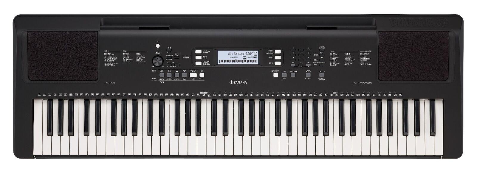 Yamaha PSREW310 76-Key Portable Keyboard