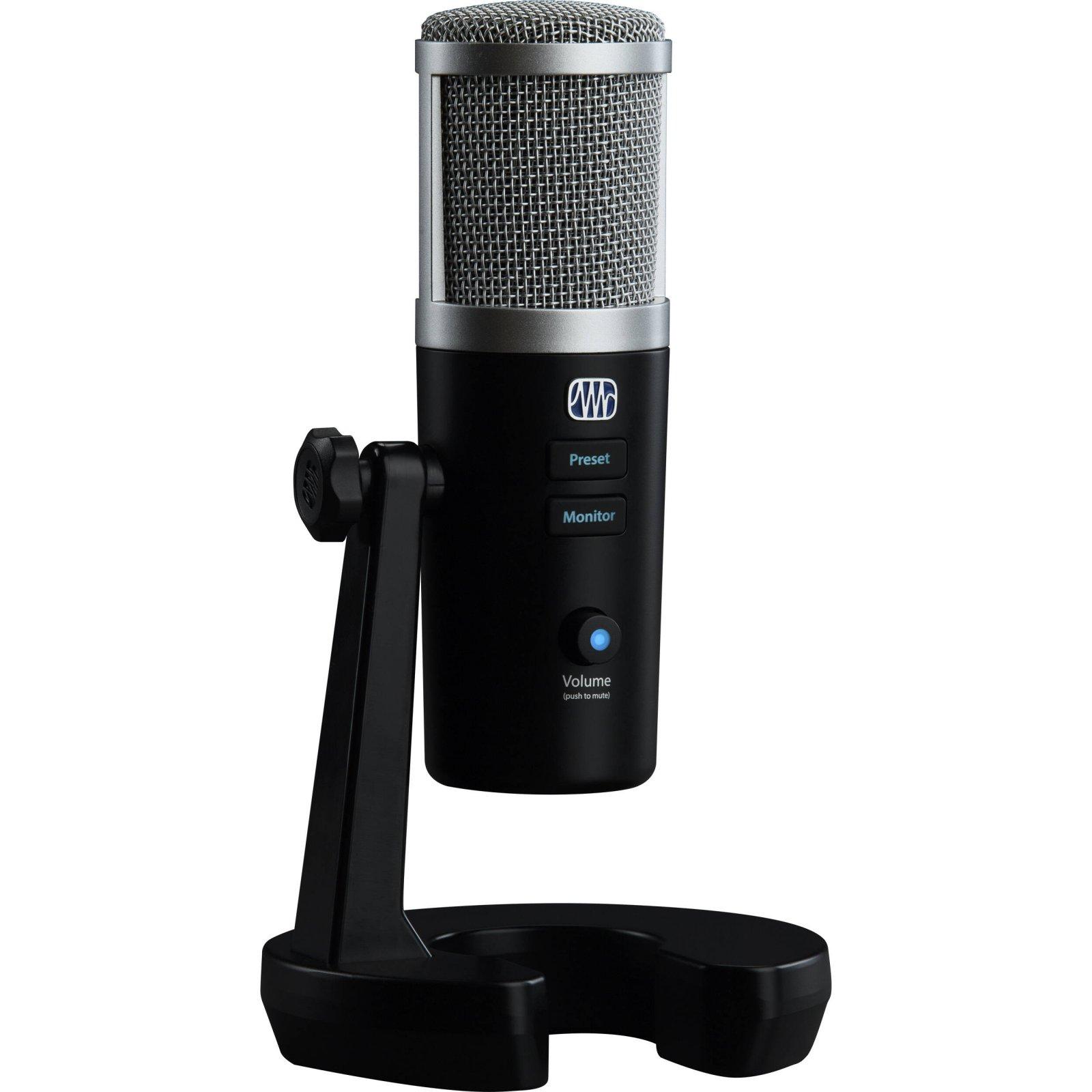 PreSonus Revelator USB Microphone with StudioLive Voice Effects Processing