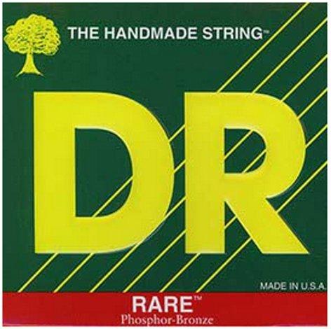 DR Strings Rare Phosphor Bronze Acoustic Strings .012-.054