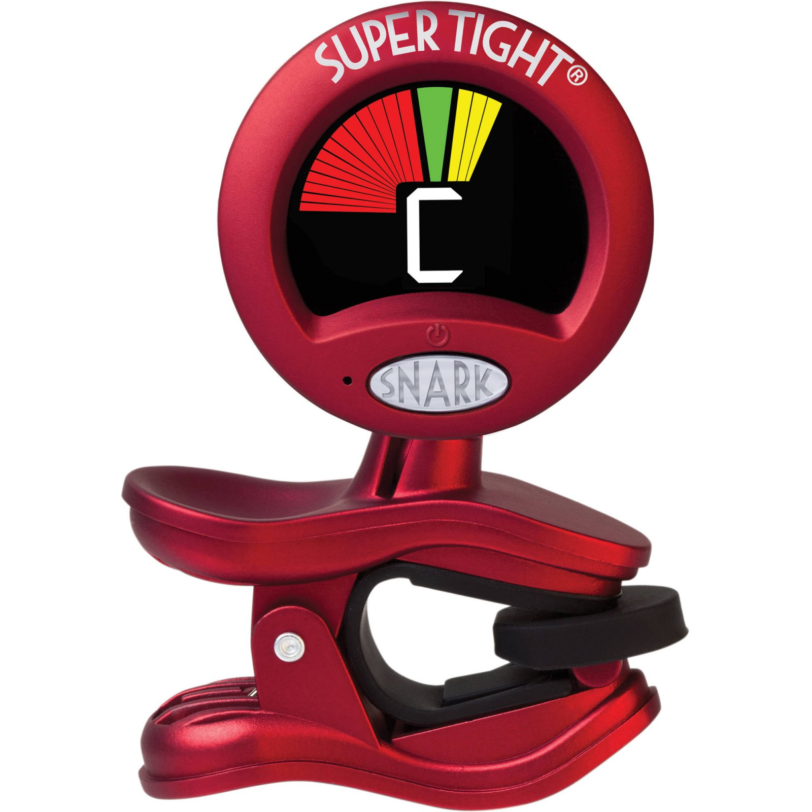 Snark Super Tight Chromatic Instrument Tuner - Red
