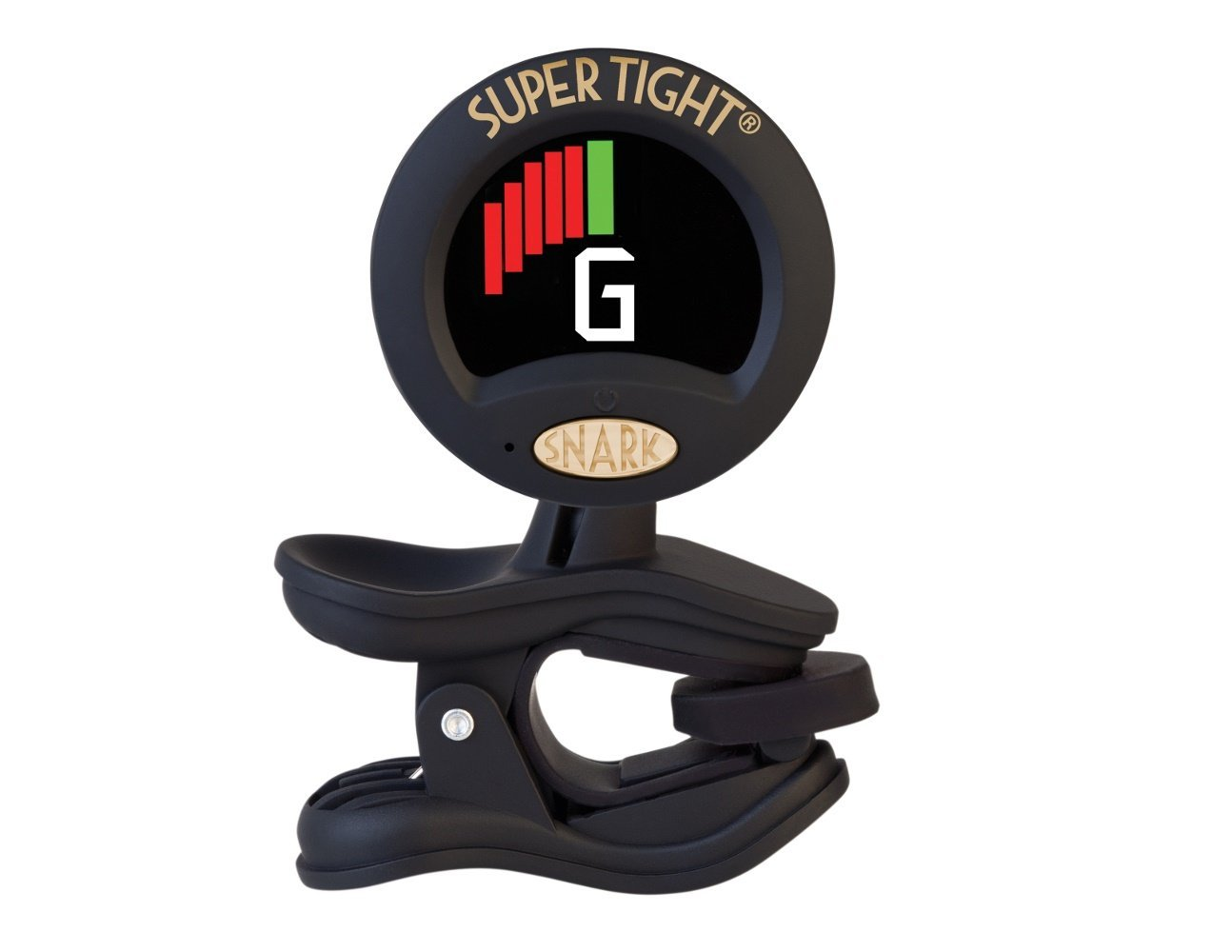 Snark Super Tight Chromatic Instrument Tuner - Black/Gold