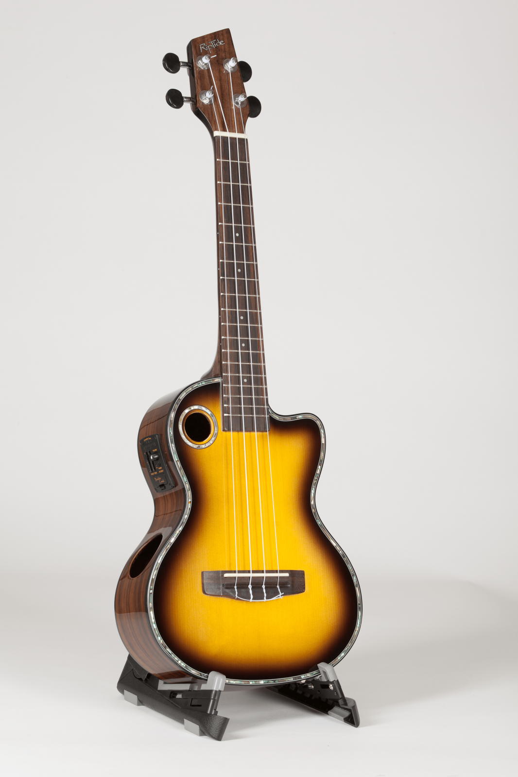 Boulder Creek Tenor Cutaway Riptide Ukulele Model ECUT-2CS