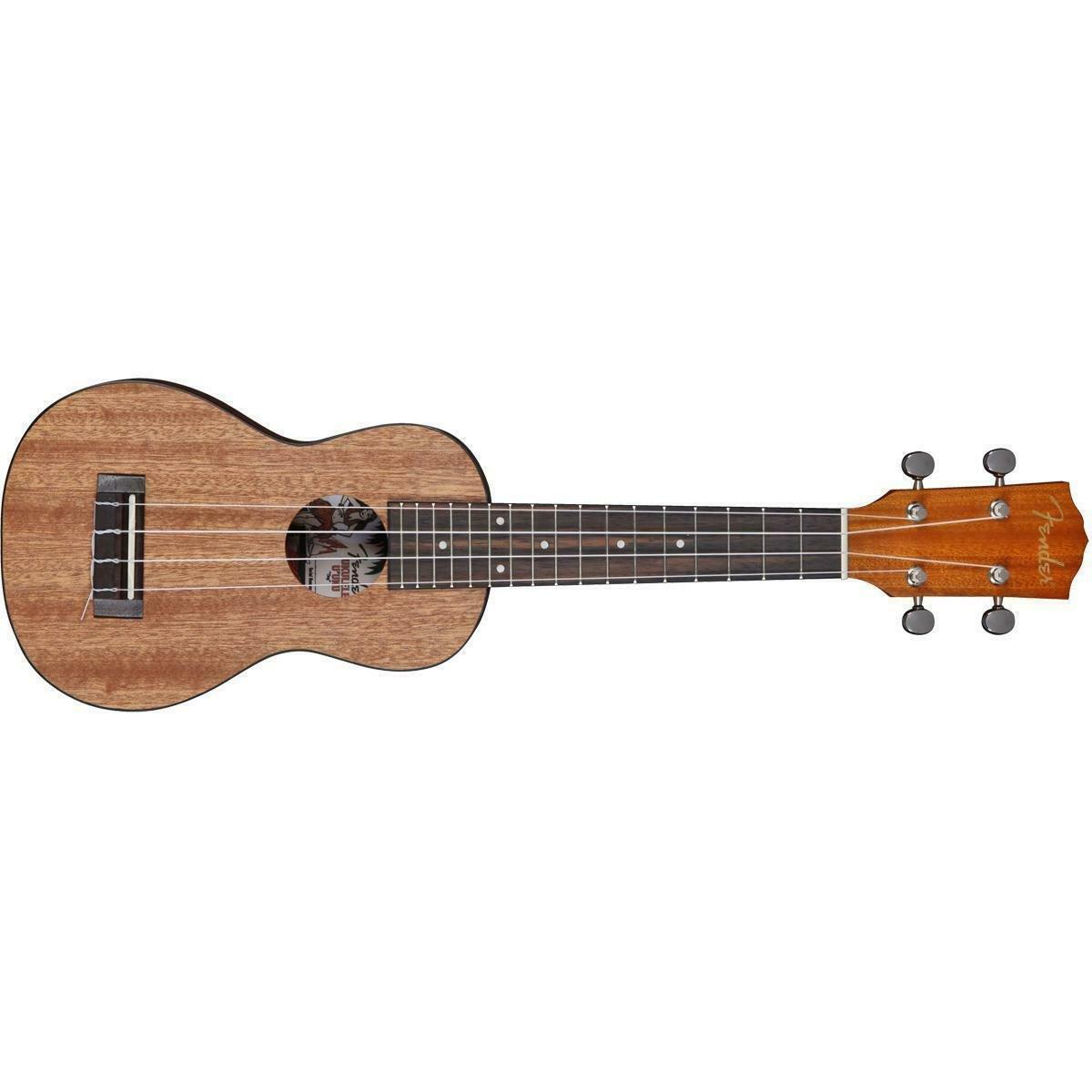 Fender Soprano U'uku Ukulele