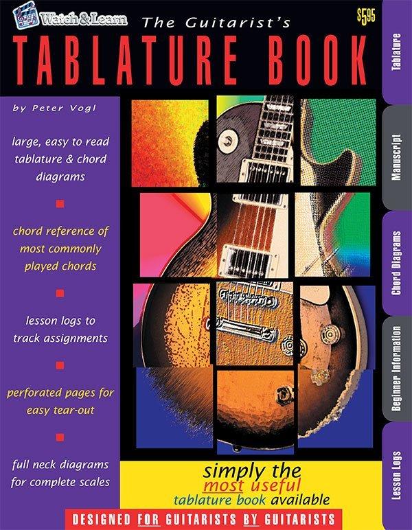 The Guitarist's Tab Book