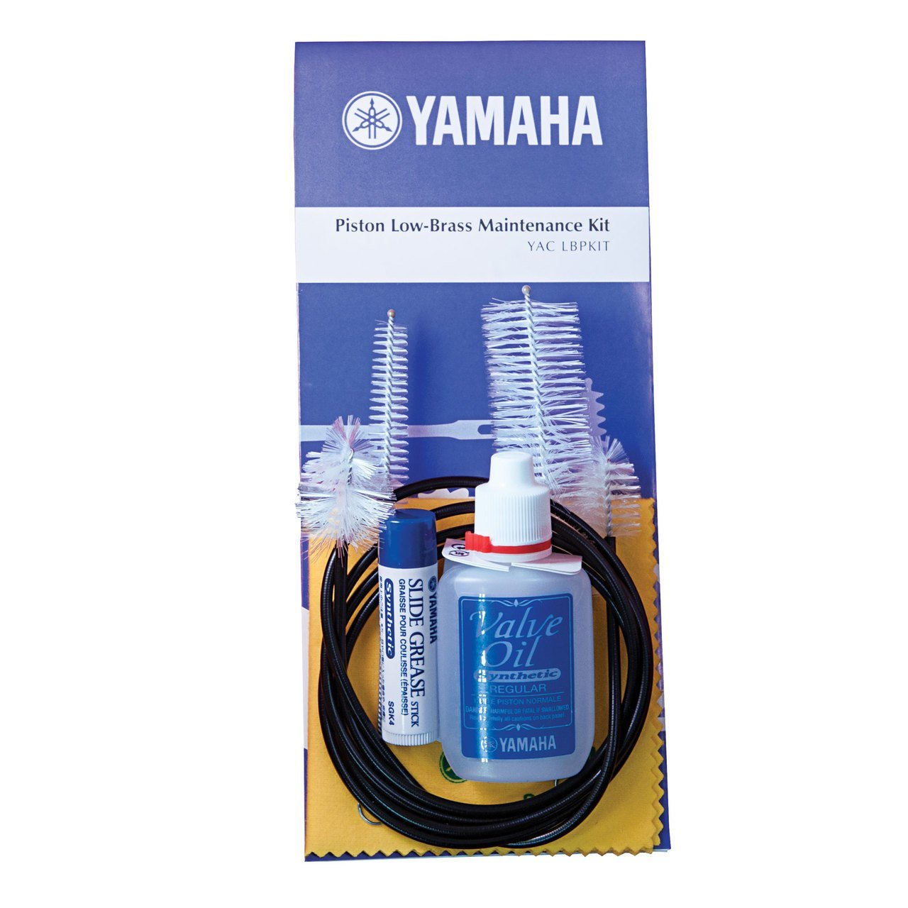 Yamaha Piston Low Brass Maintenance Kit