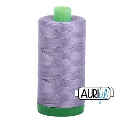 Aurifil Cotton Thread Solid 40wt 1100yds Twilight