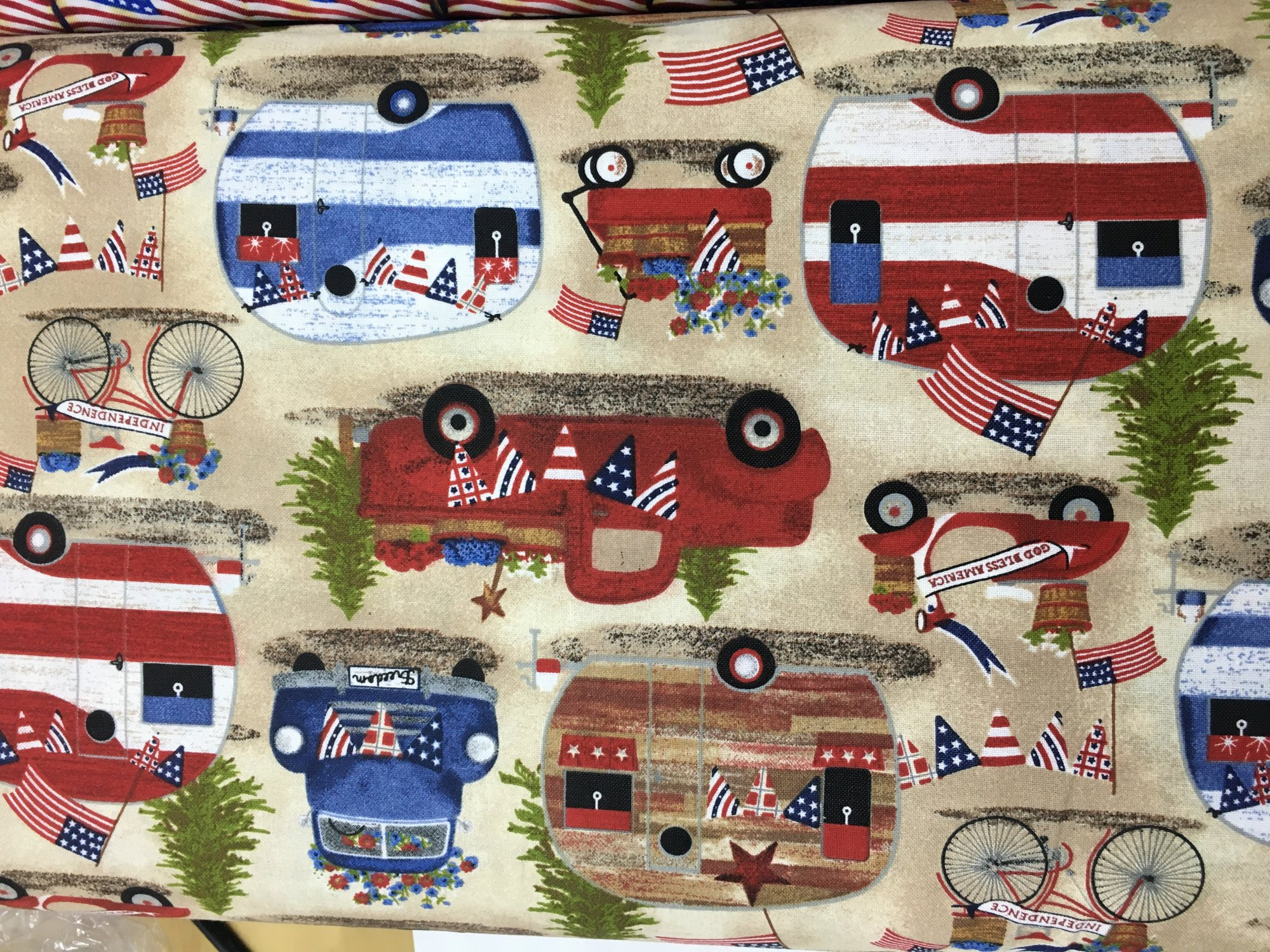 American Spirit Campers