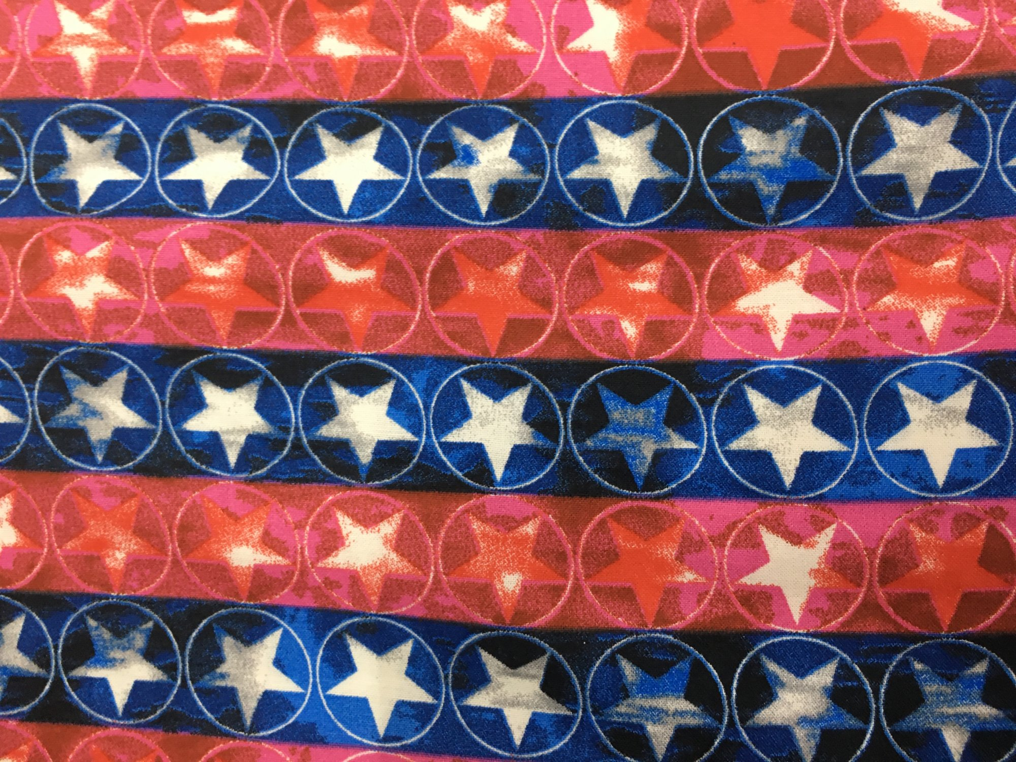 Stars and Stripes Made in USA