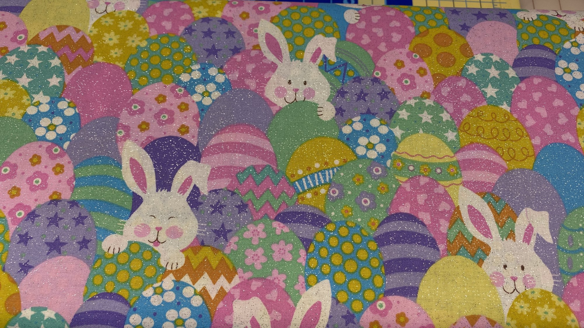 Easter Bunny Multi color
