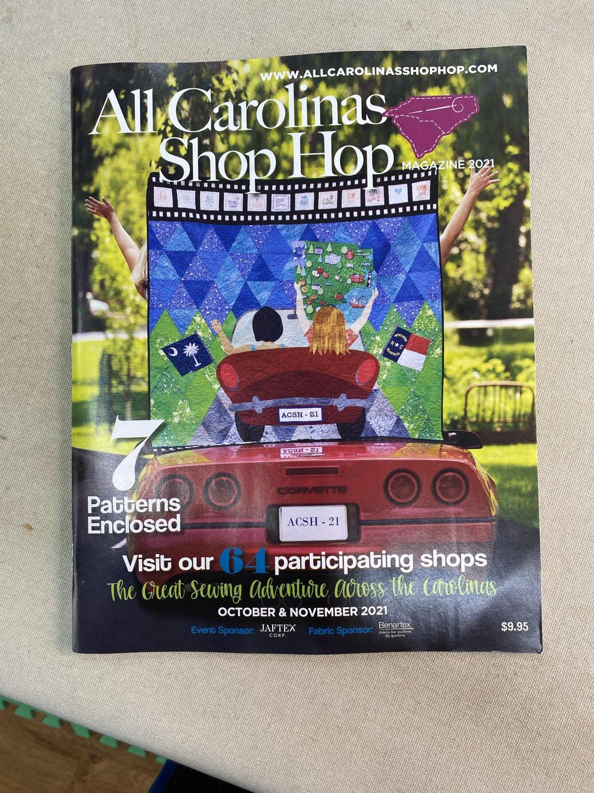 All Carolina Shop Hop Magazine