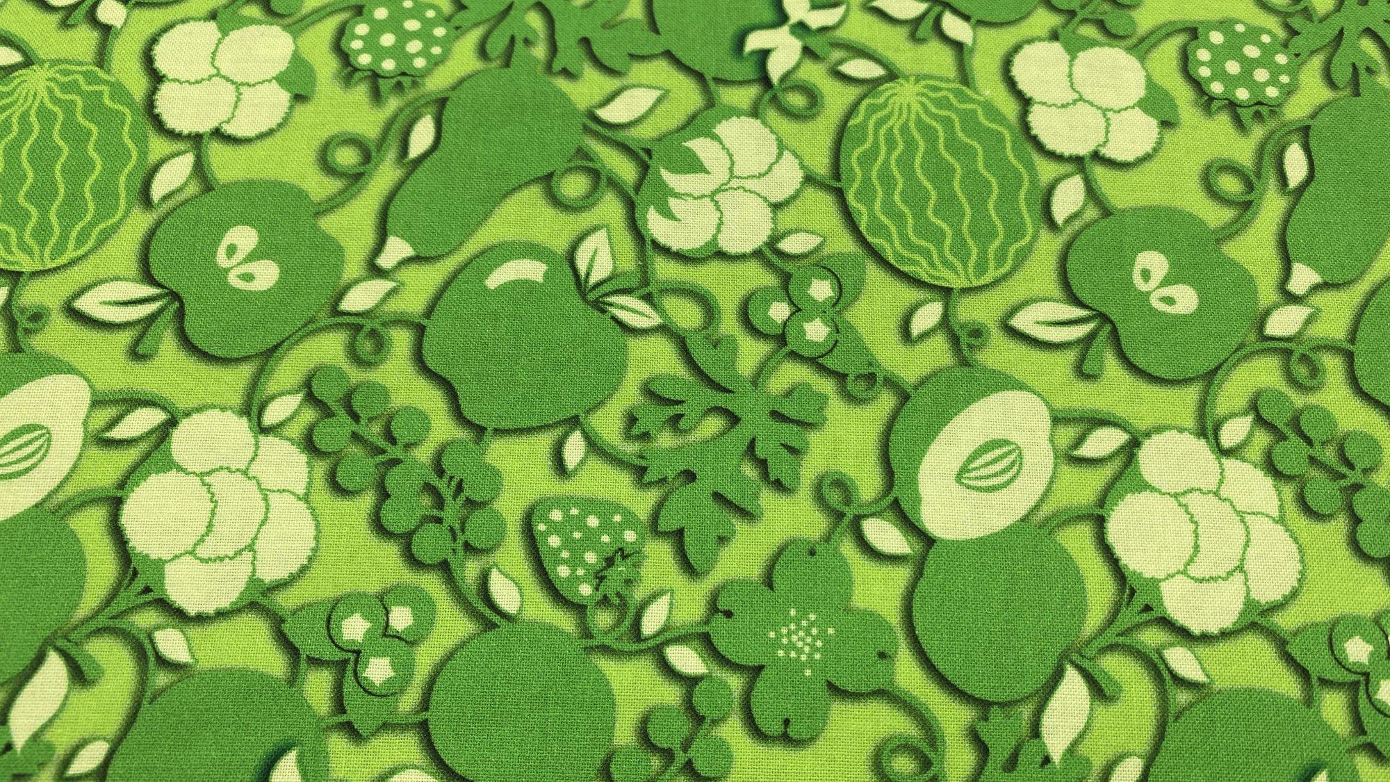 Shop Hop Fruits Green