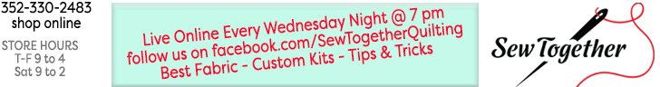 Live Sales Every Wednesday at 7pm