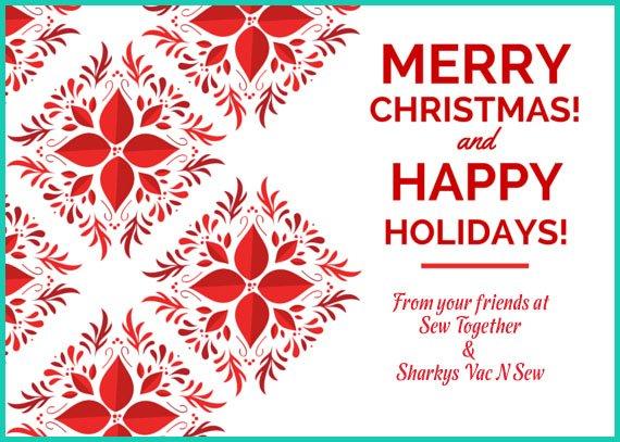 Happy Holidays from Sharkys
