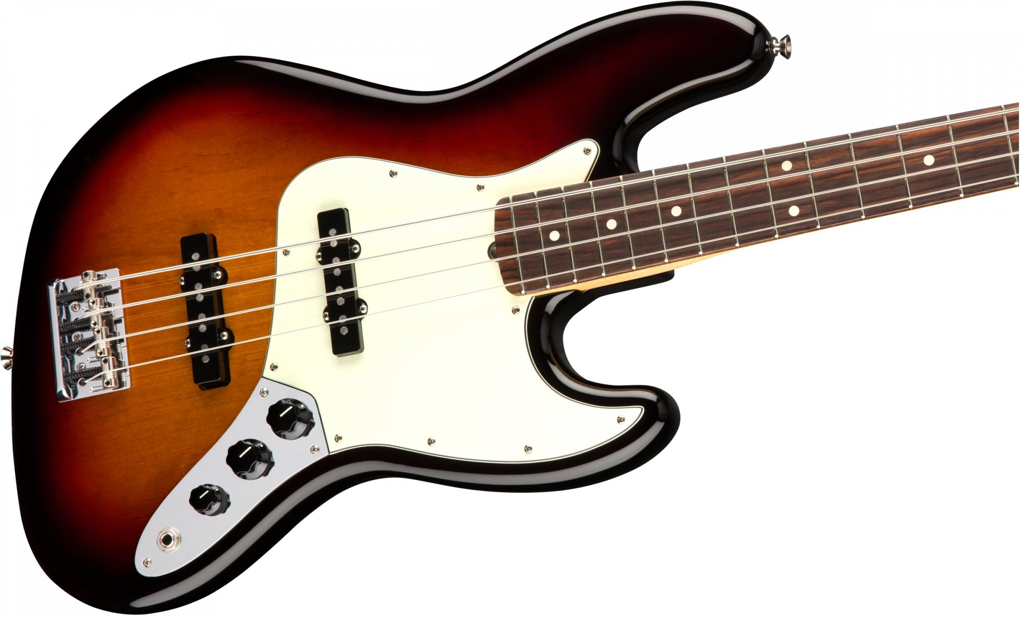 Fender American Professional Jazz Bass 3-Tone Sunburst