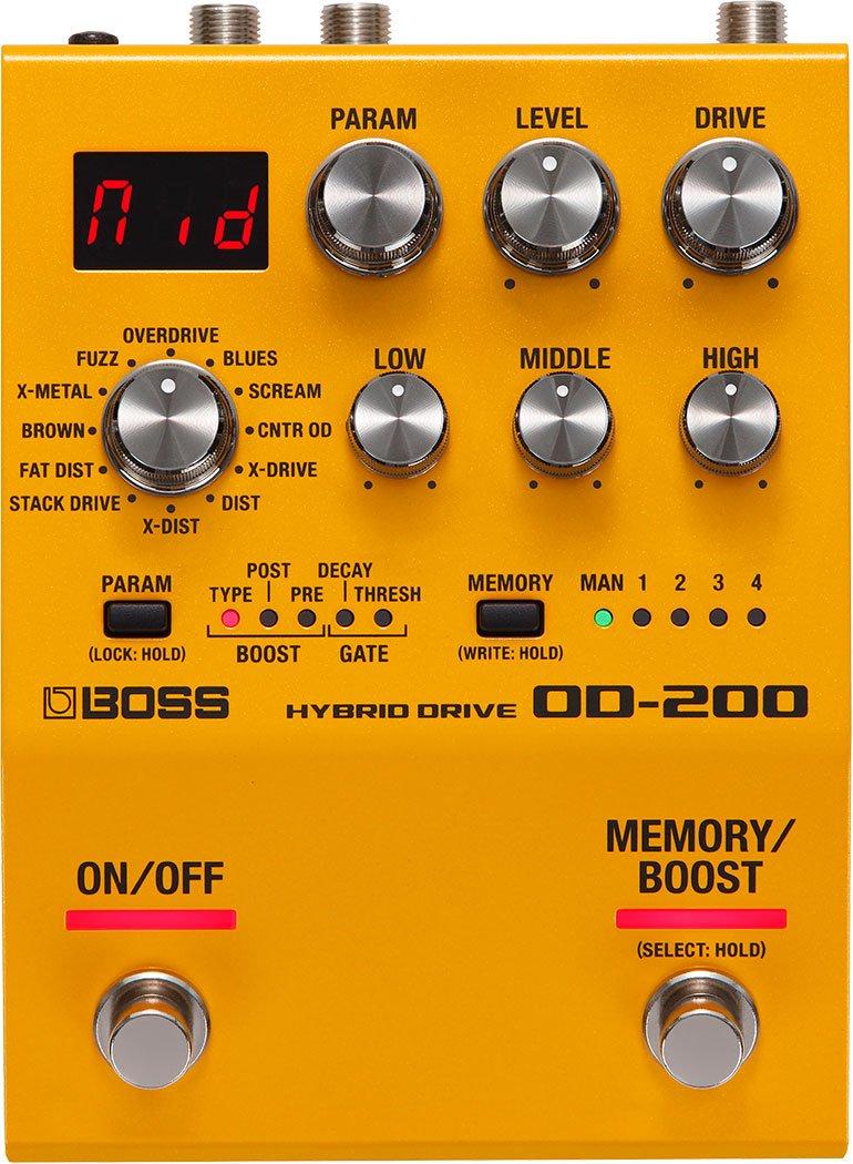 Boss Hybrid Drive OD-200