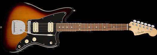 Fender Player Jazzmaster 3-Color Sunburst