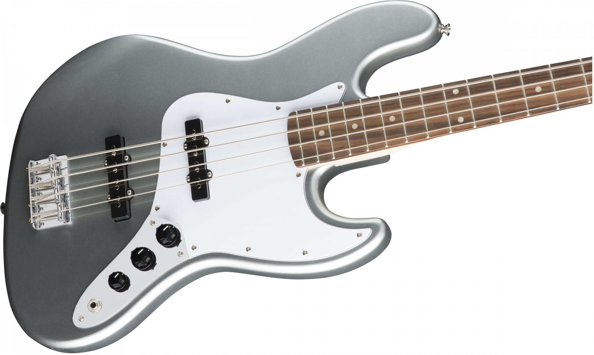 Squier Affinity Jazz Bass Silver