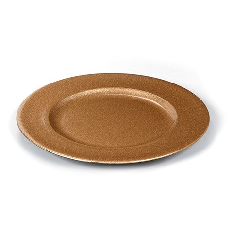 Charger Plate - Gold - Round - 6.7 inches