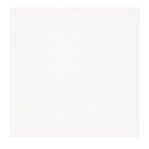Blank Mylar Plastic Stencil Sheet: 12 x 12 Inches