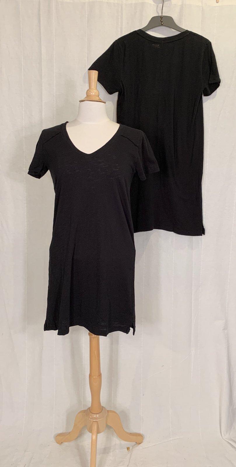 Bobi S/S V-neck Dress