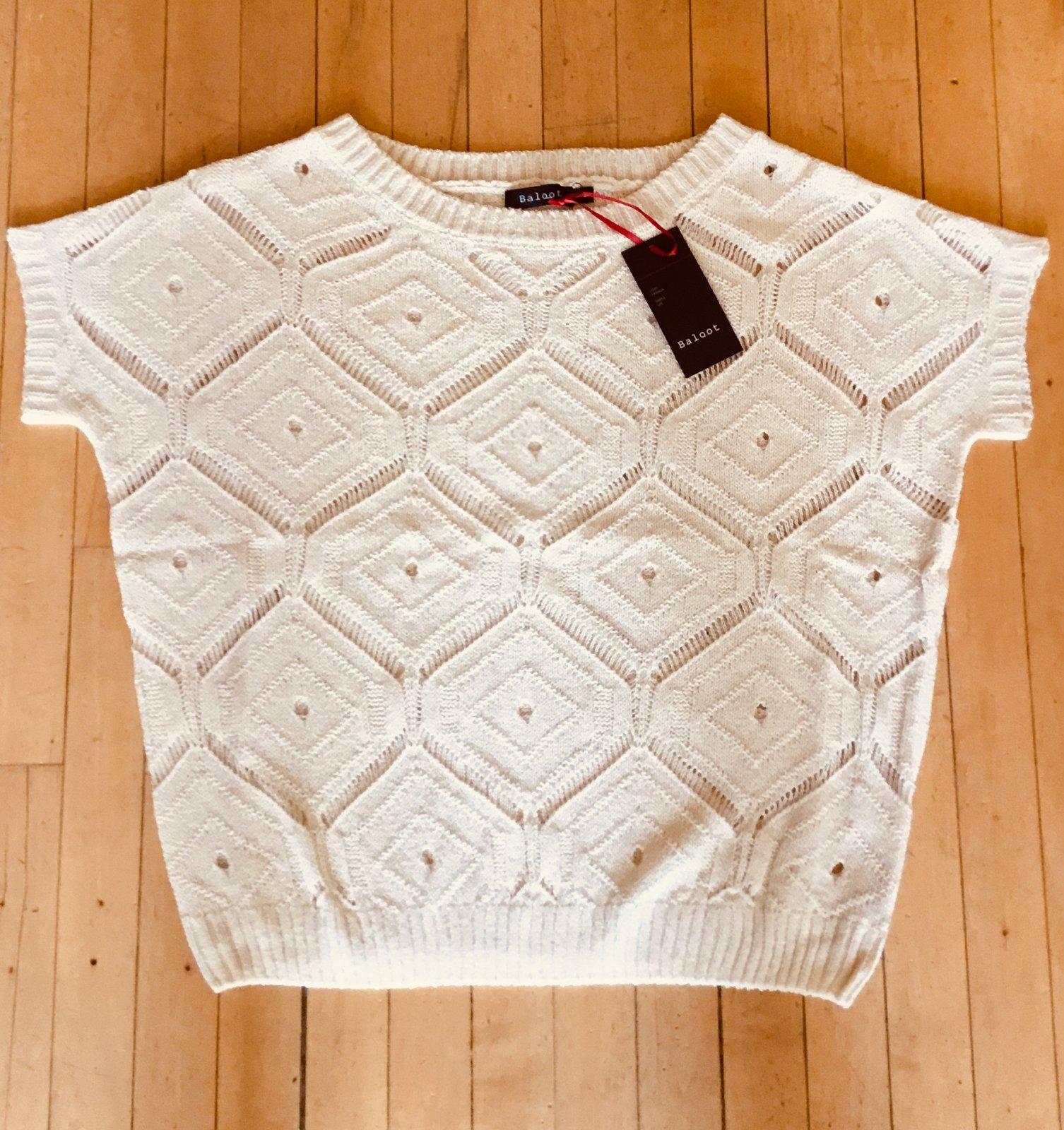 Baloot Beige Sweater