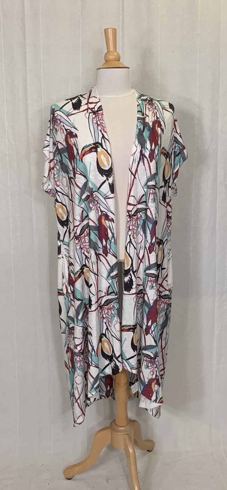 Inoah Slvls Kimono
