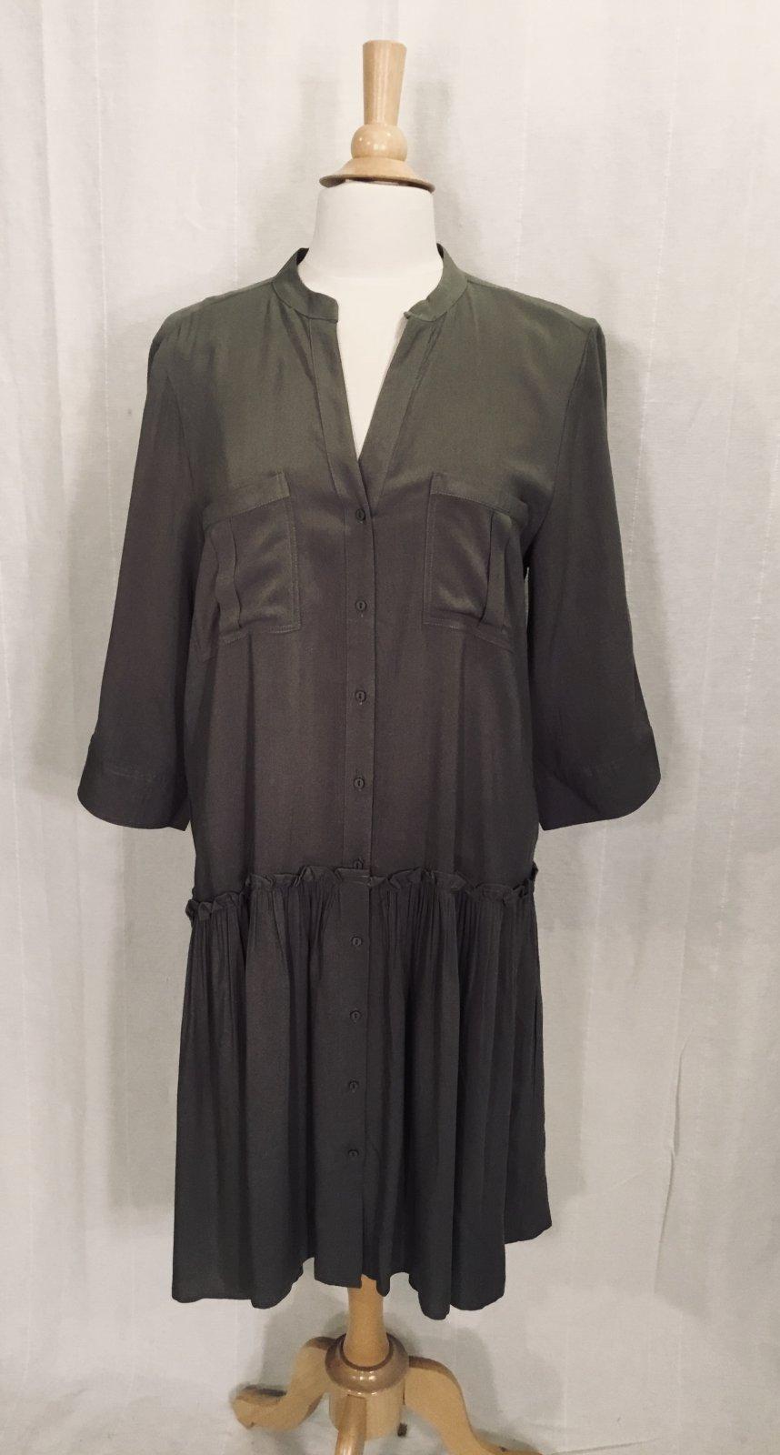 Soya Woven Dress