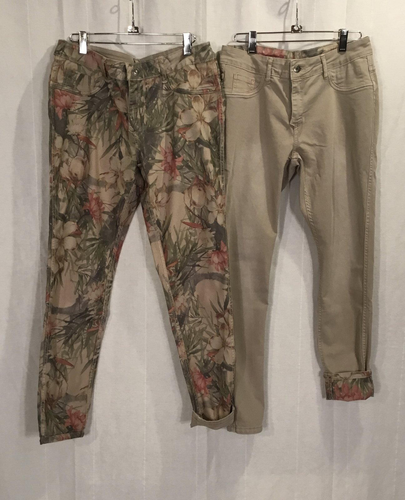 Tempo Paris Rev. Pants