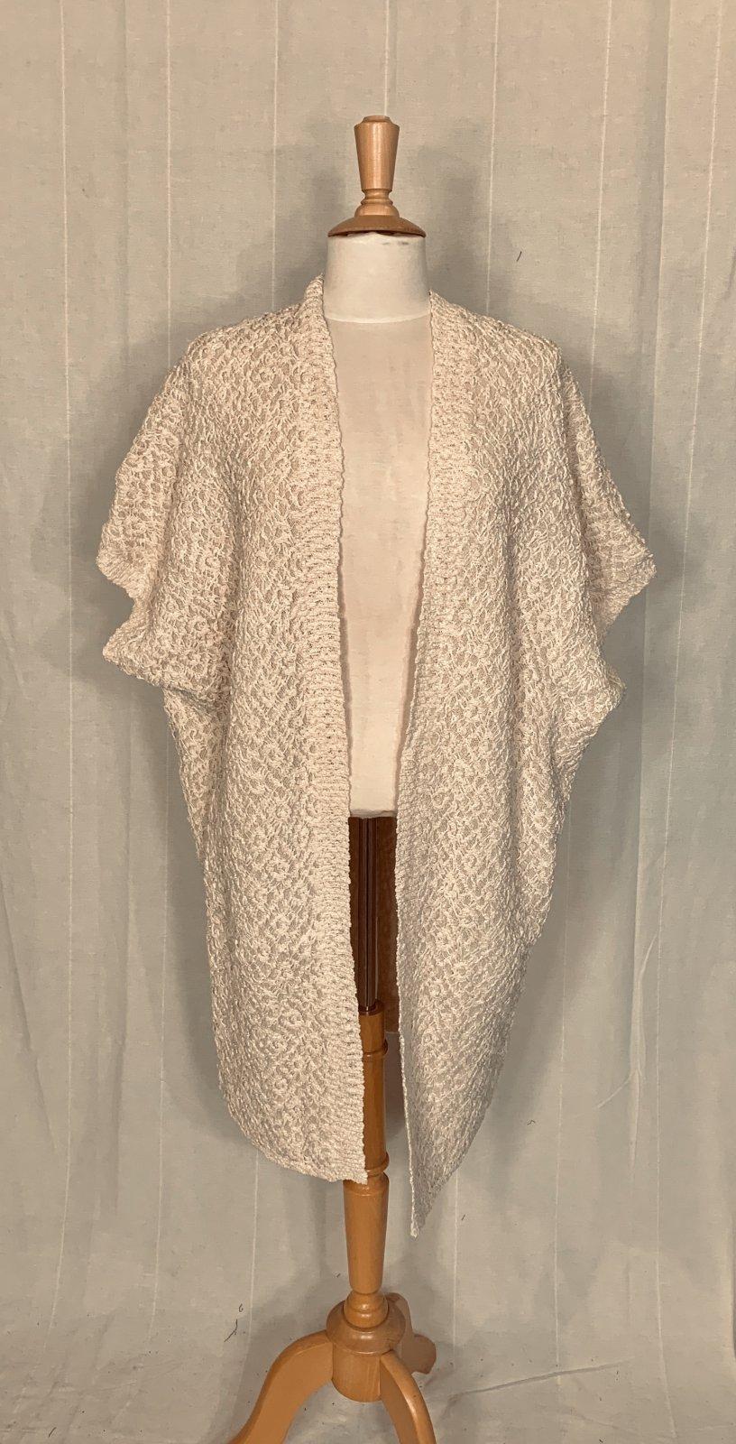 O/S Sweater Kimono