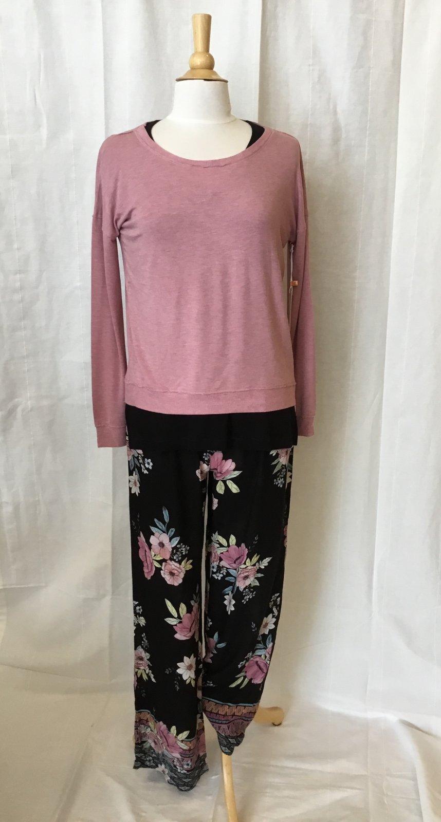 PJ Salvage Floral Pant