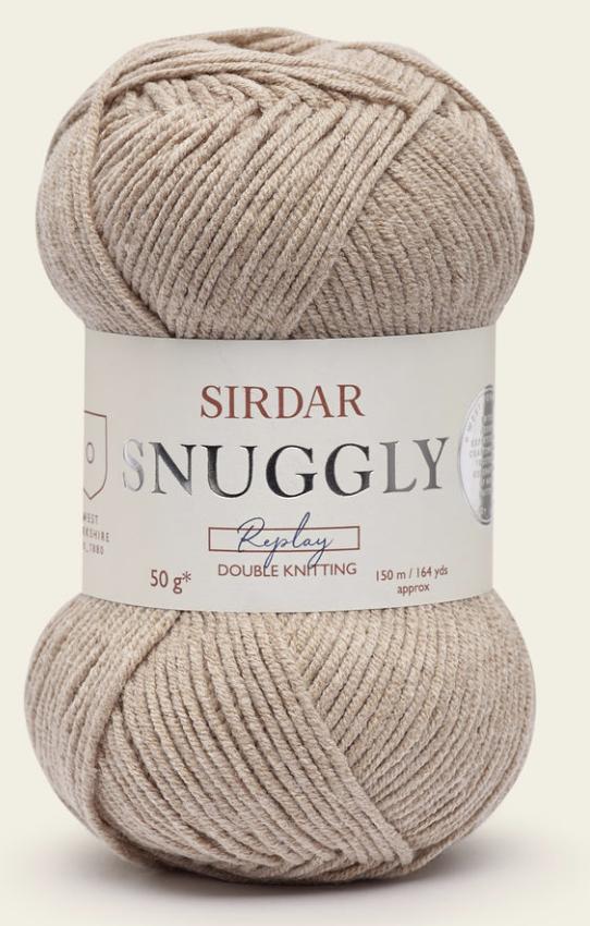 Sirdar Snuggly Replay DK