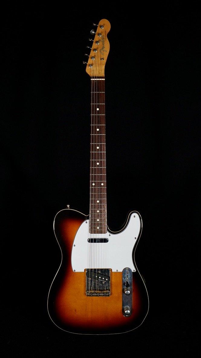 1991 MIJ Fender '62 Reissue Telecaster 3TS w/HSC