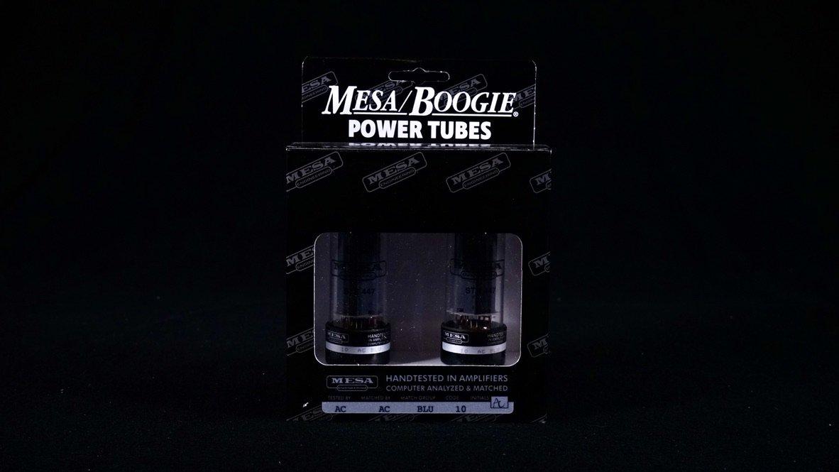 Mesa Boogie EL34 STR-447 Duet Matched