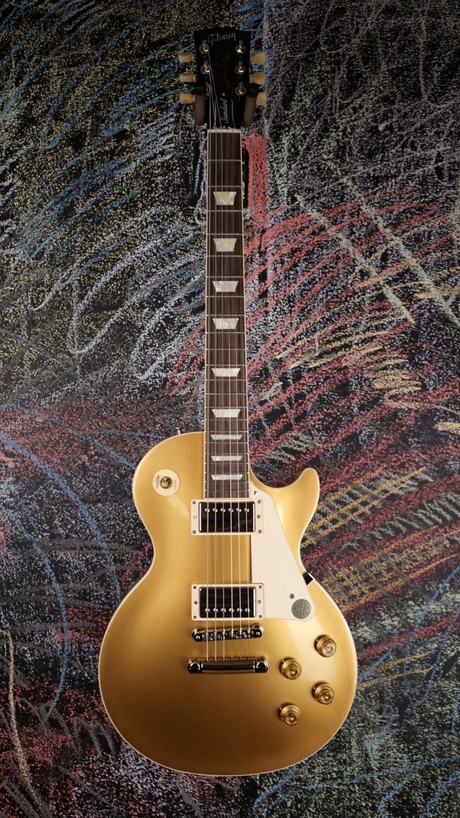 Gibson Les Paul Standard 50's Gold Top