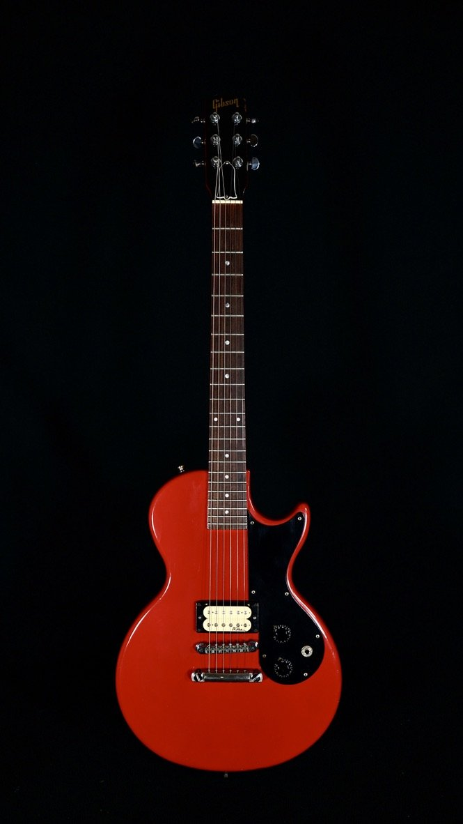 1986 Gibson Melody Maker Red