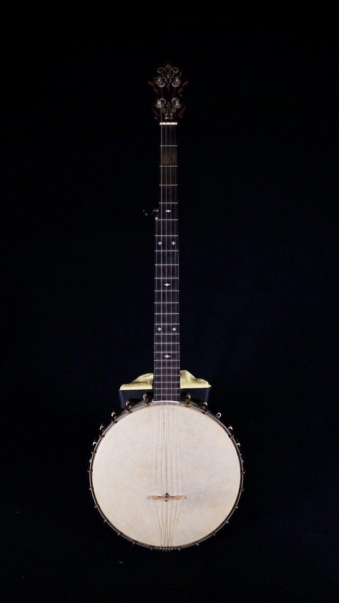 1900 Weymann Keystone State 5-String Banjo w/ bag