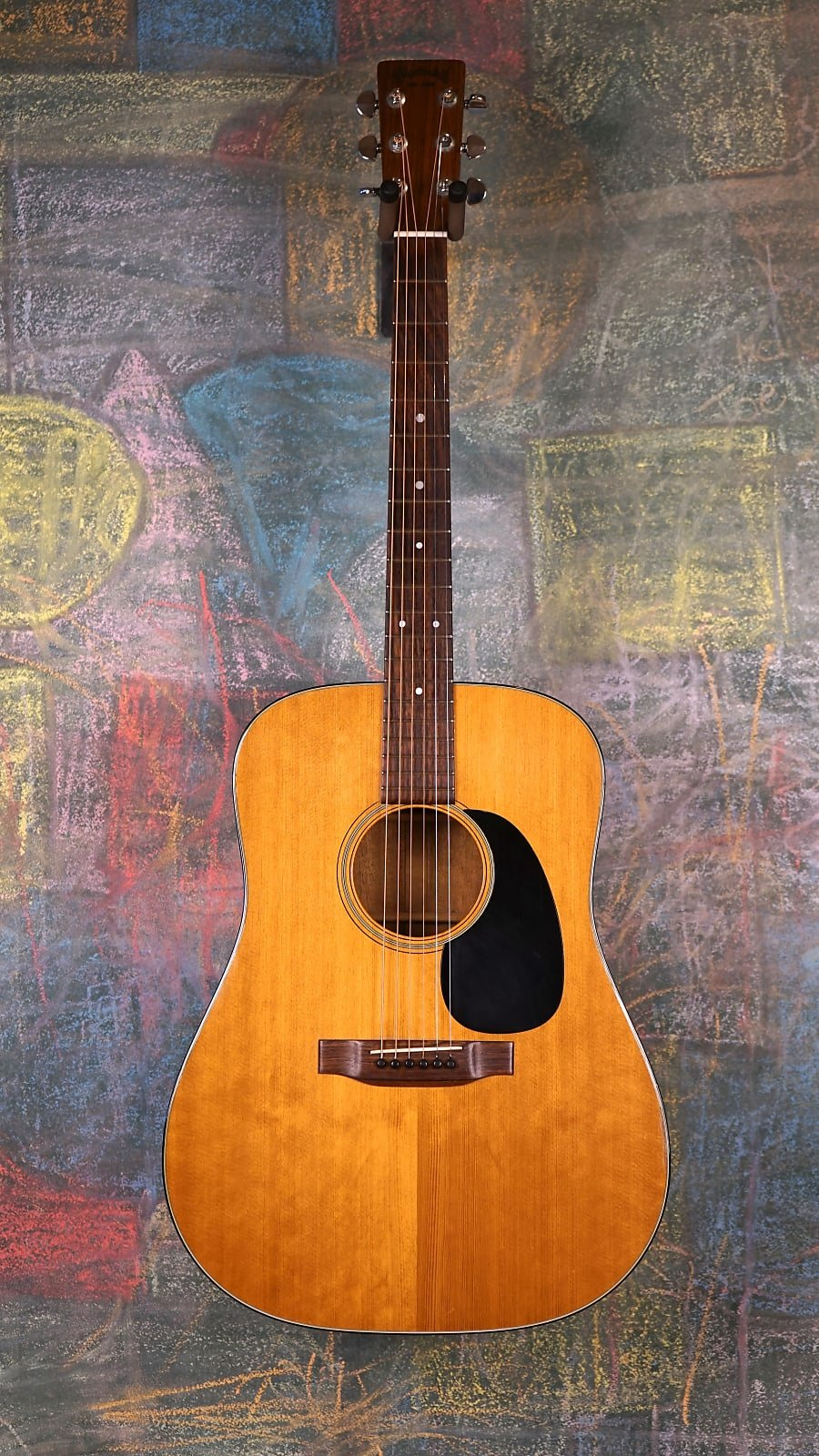Used Martin D-18 1972 Natural