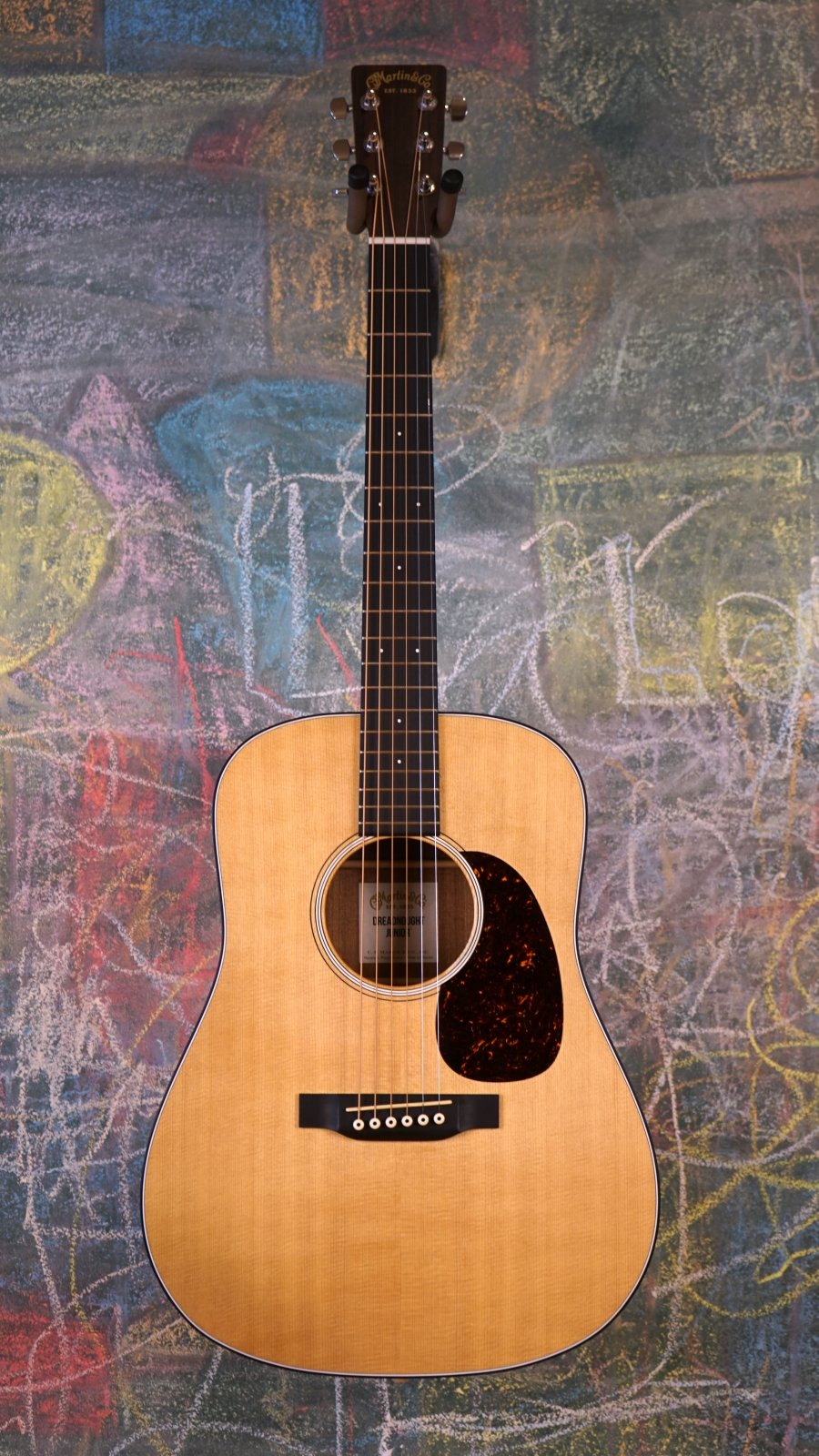USED Martin Dreadnought JR w/ HSC