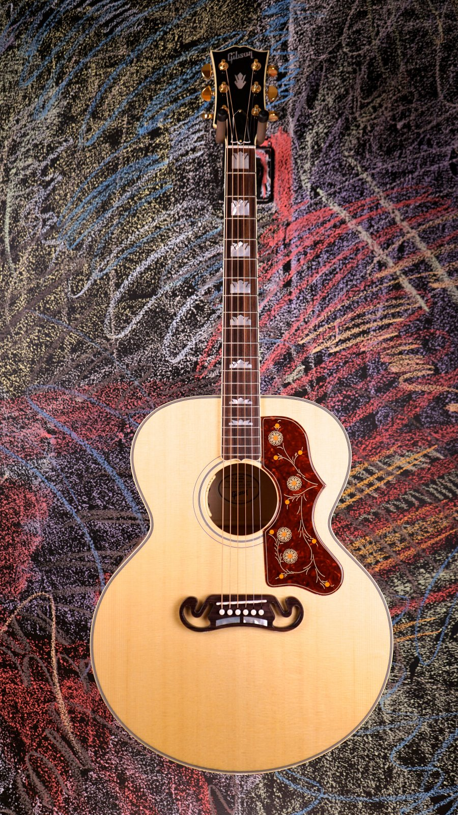 Gibson SJ200 2019 Antique Natural