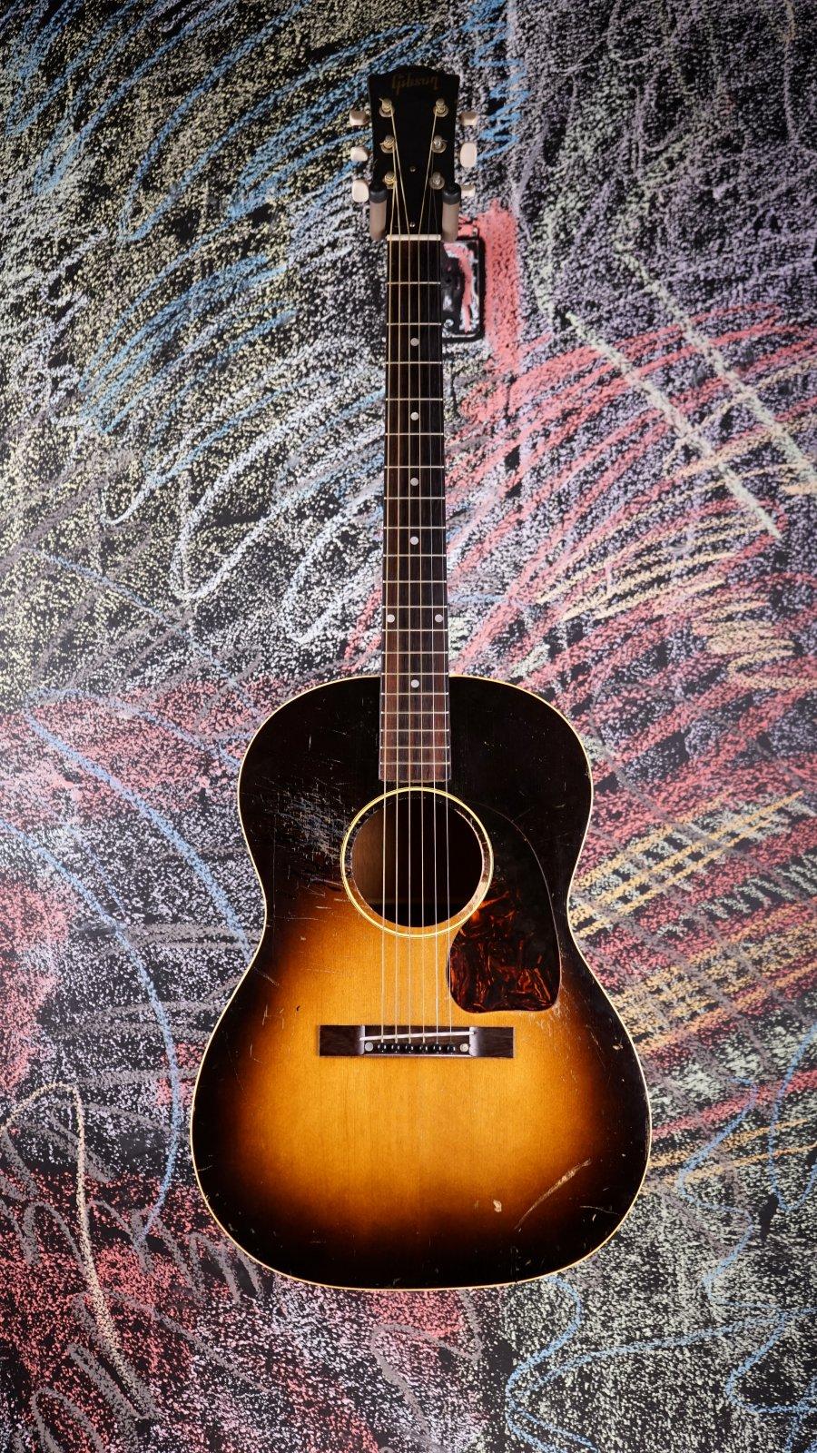 Used 1950 Gibson LG-1