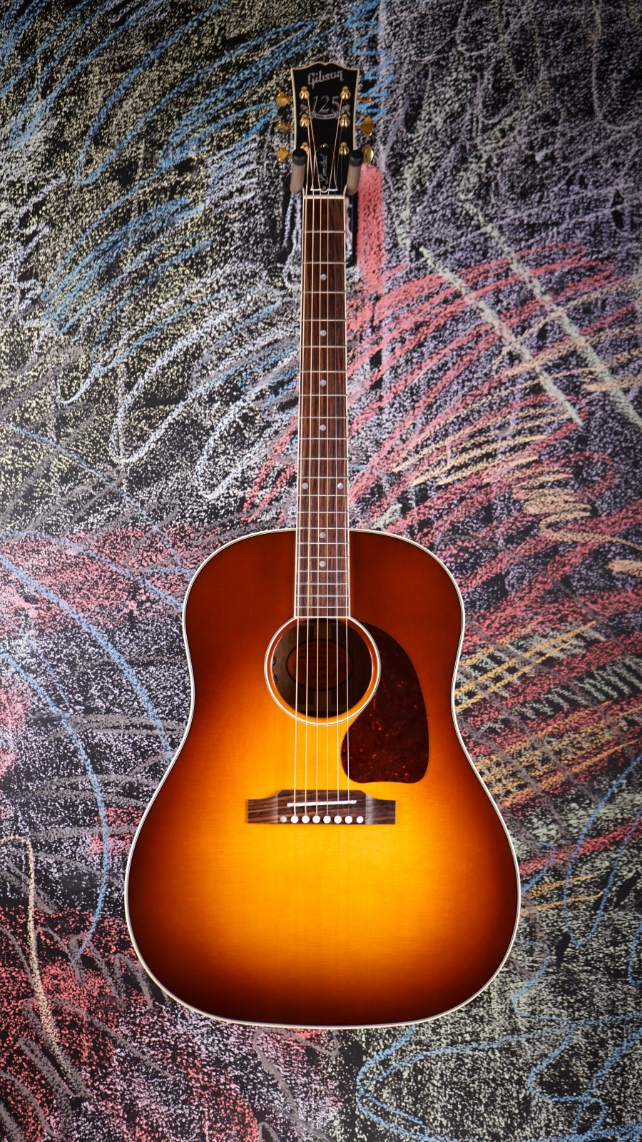 125th Anniversary Gibson J-45