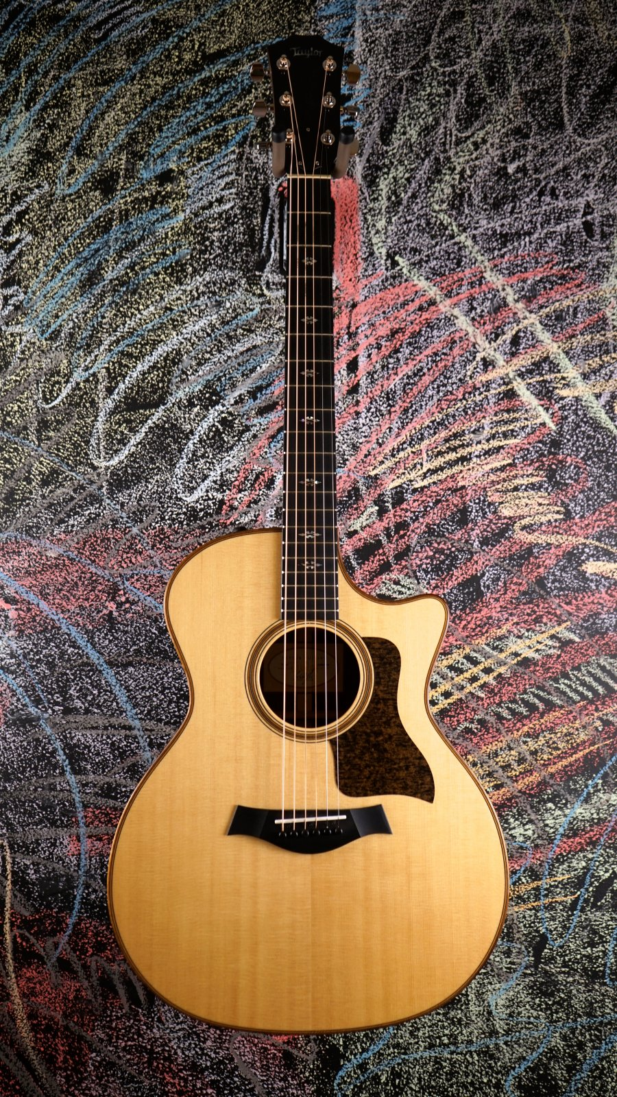 USED Taylor 714ce 2017