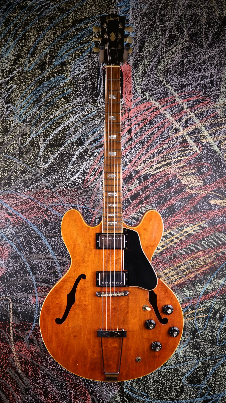 Used 1968 Gibson ES-335 Cherry w/HSC