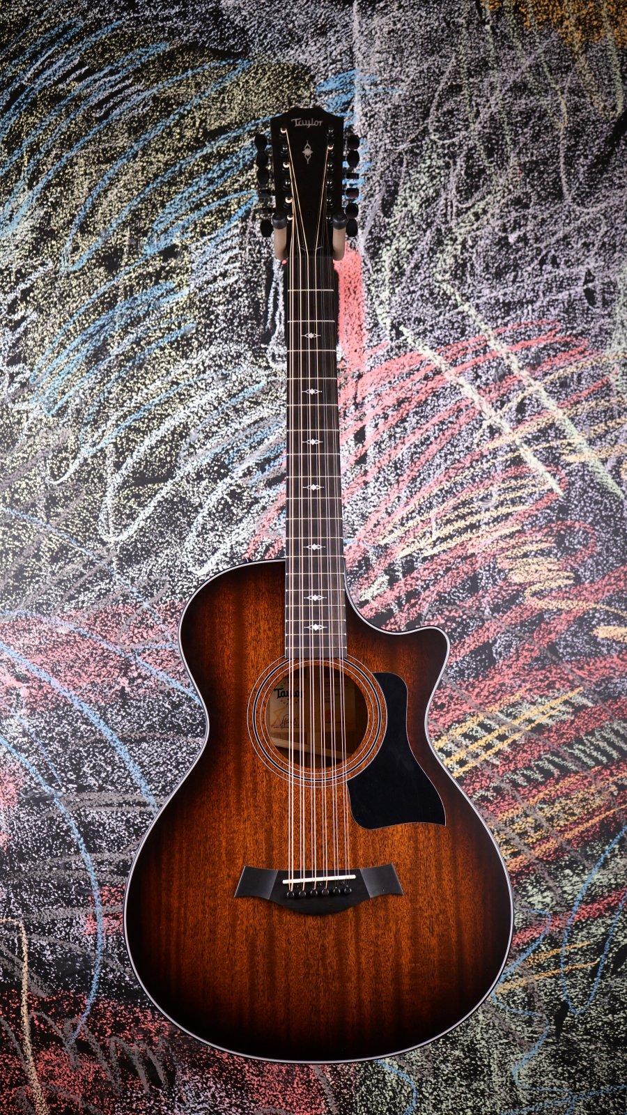 Taylor 362ce V-class SEB 12-String