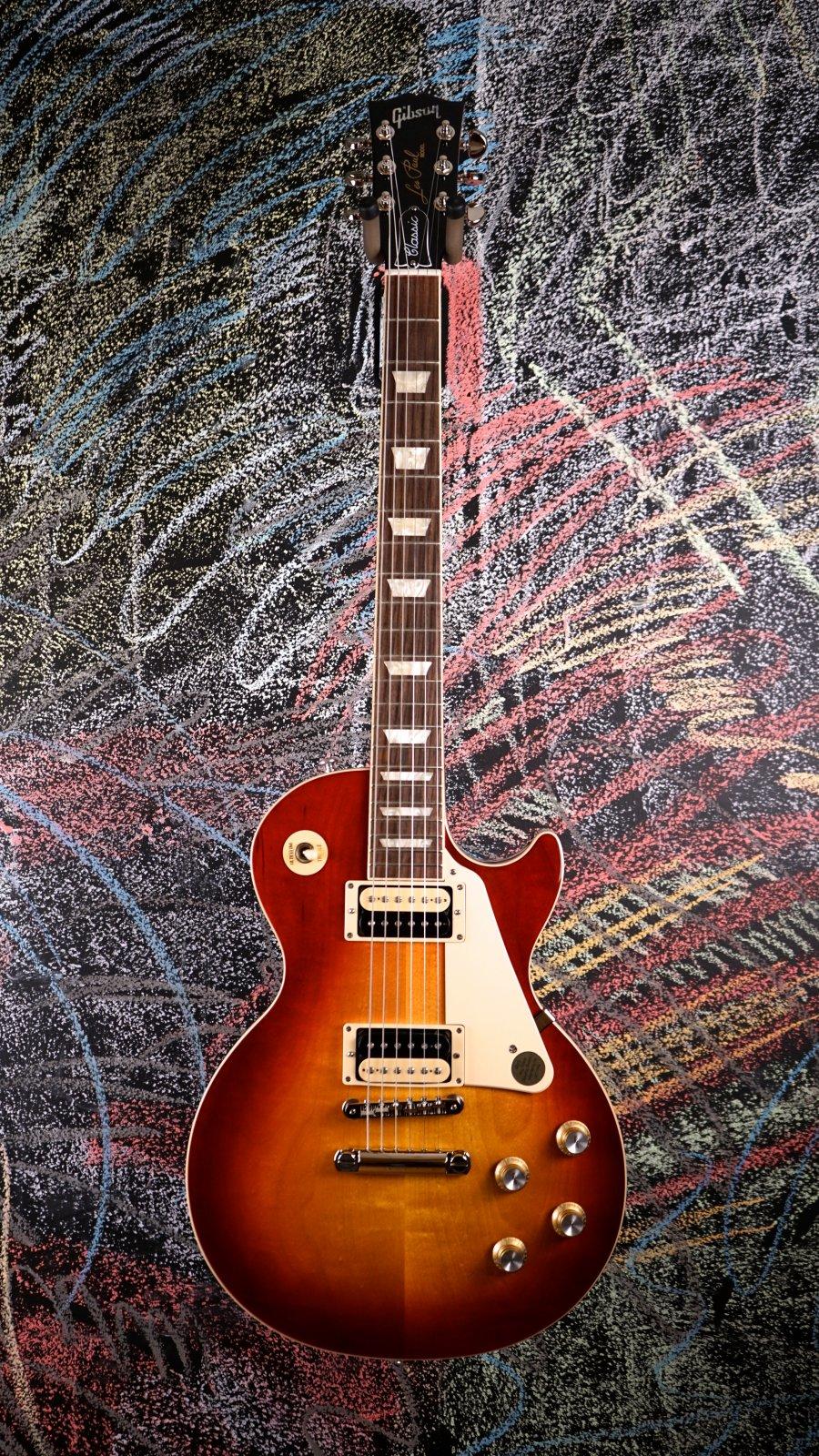 Gibson Les Paul Classic Heritage Cherry Sunburst 2019