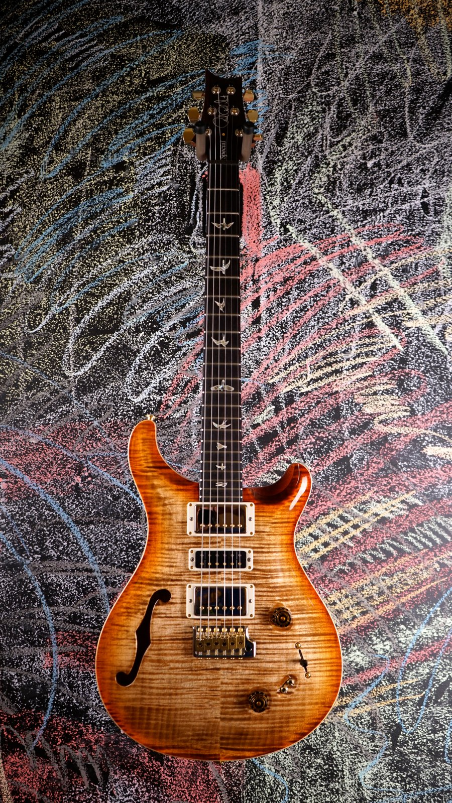PRS Special 22 Autumn Sky 10-Top
