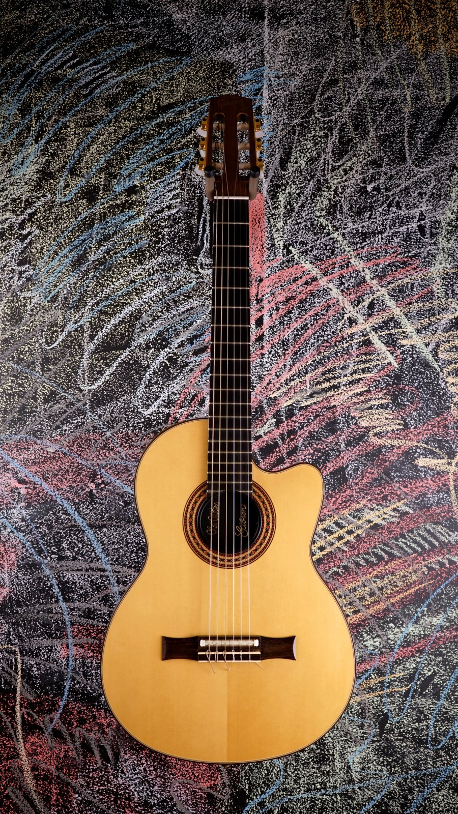 Gibson SST Chet Atkins CEC Classical